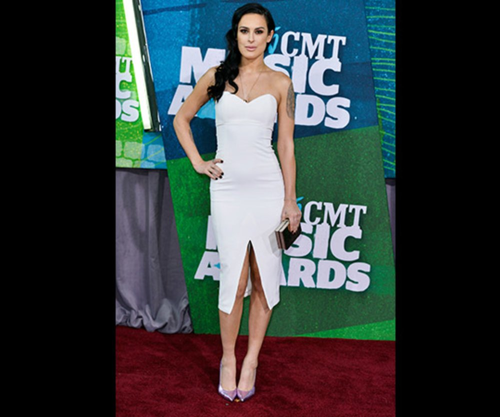 CMT Country Music Awards 2015 Rumer Willis