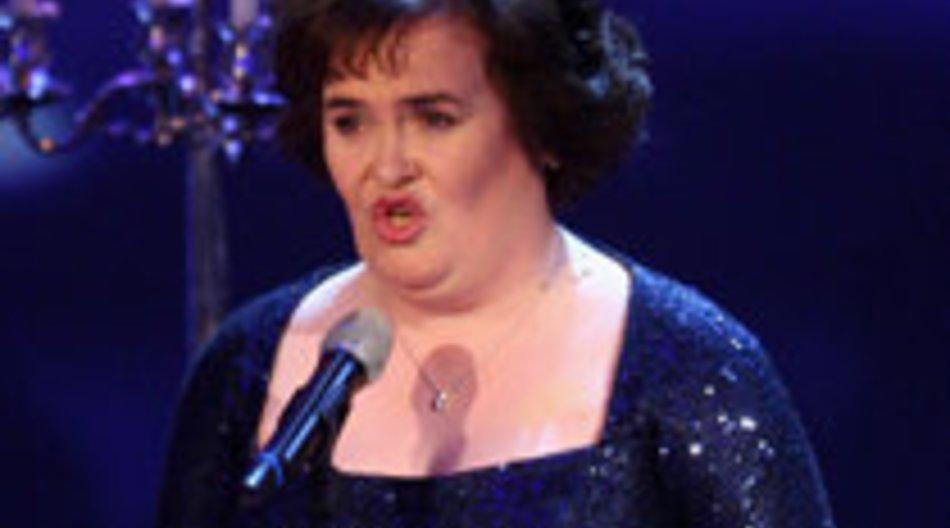 Susan Boyle: Rekordalbum
