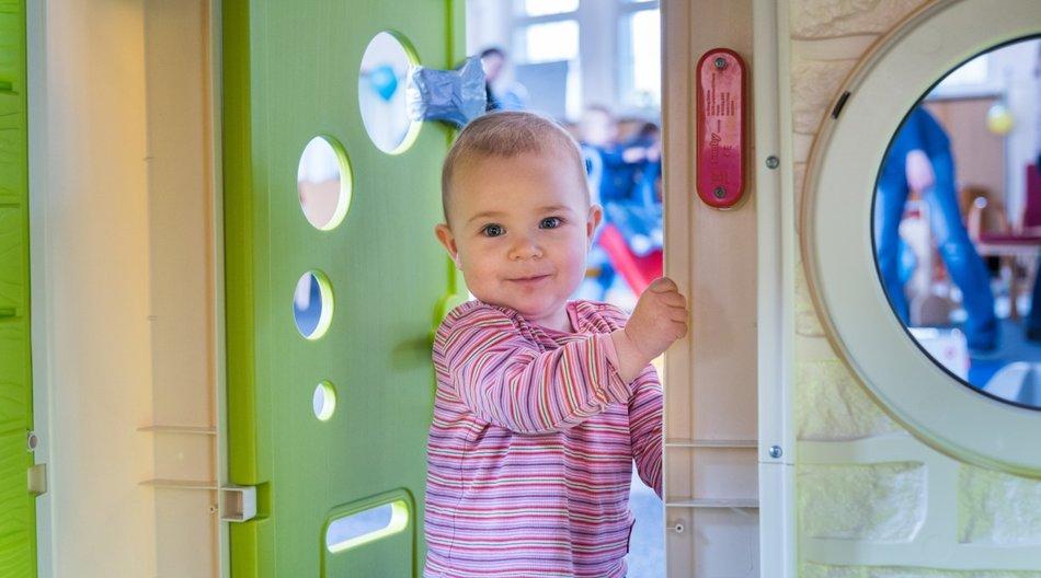 """Im Gewinnerprojekt """"Winterspielplatz"""" können Kinder das ganze Jahr über spielen"""