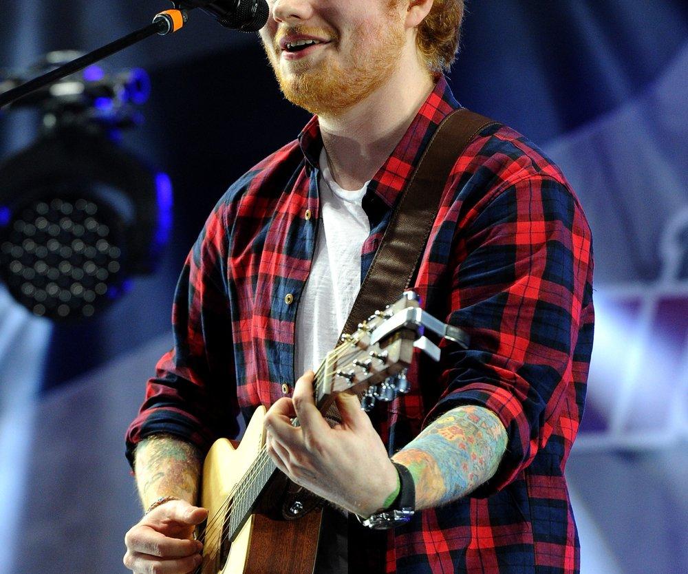 Ed Sheeran ist vergeben!