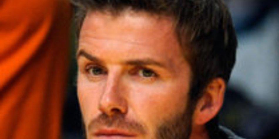David Beckham: Erziehung per Webcam