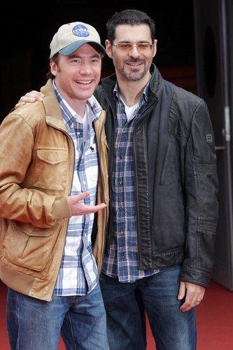 Bully Herbig und Rick Kavanian.