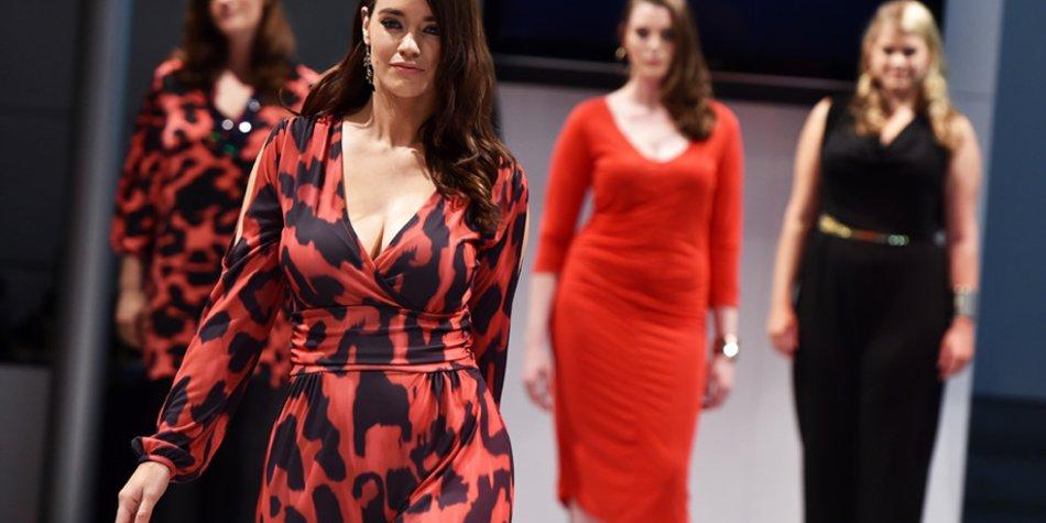 2ad1185ca7d8 Fashion-Trickkiste  10 Styling-Tricks, die auf der Stelle dünner machen