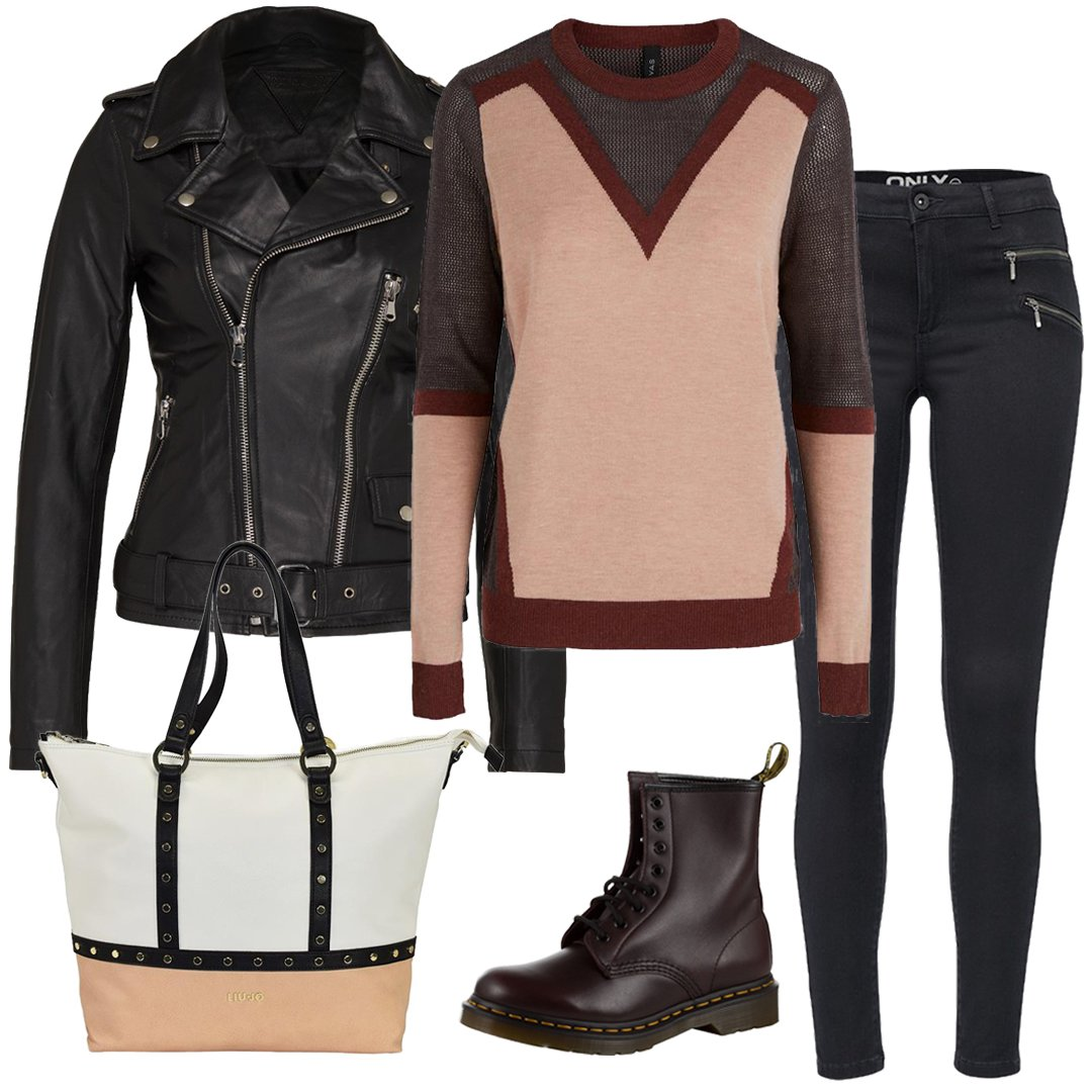 rocker Outfit