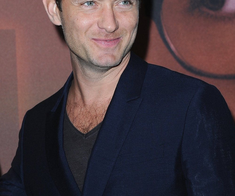 Jude Law liebt seinen Ruf als Sexsymbol