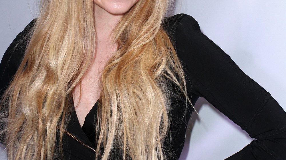 Avril Lavigne ist schwer krank