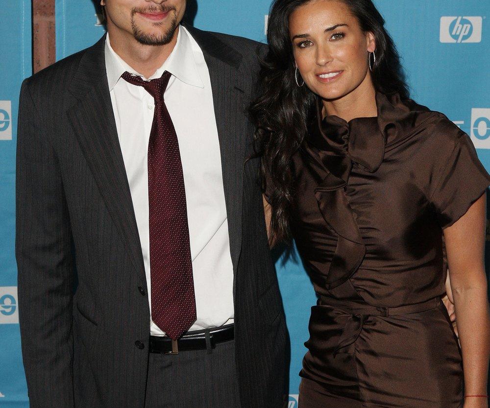 Ashton Kutcher: Scheidung von Demi Moore wird teuer!