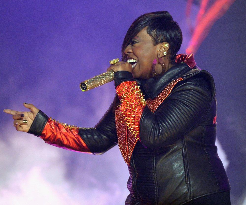Missy Elliott ist so schlank wie nie