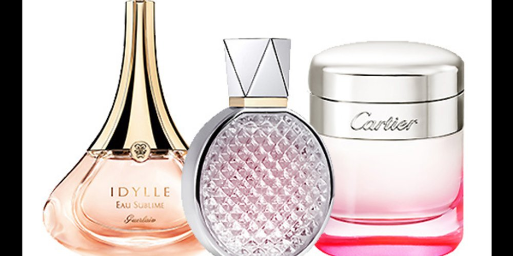 Guerlain, Stella McCartney, Cartier