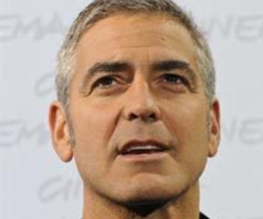 George Clooney: Spenden für Haiti
