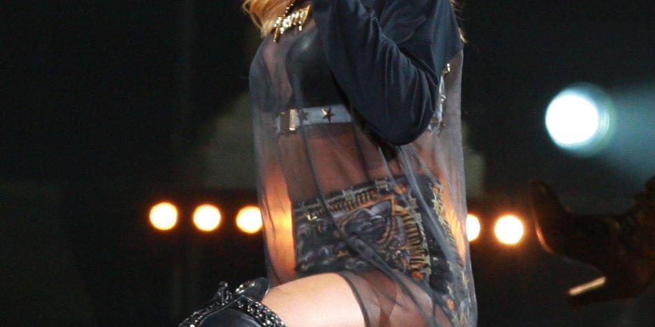 Rihanna wird von einem Fan zum Weinen gebracht