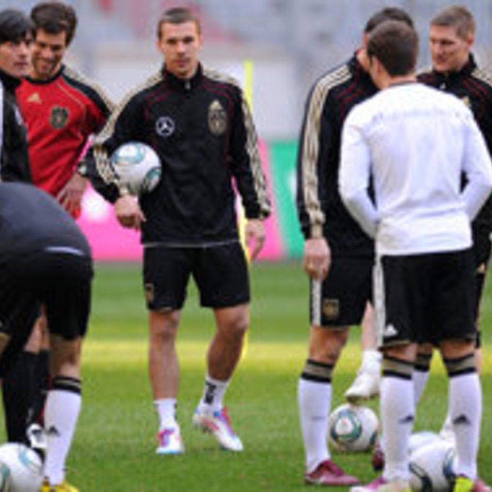 Fußball-Länderspiel: Deutschland gegen Australien