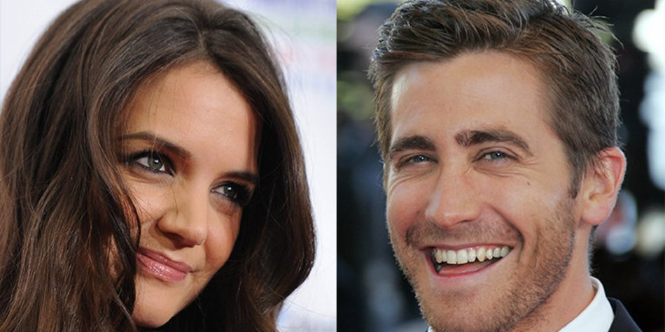 Katie Holmes und Jake Gyllenhaal in Love?