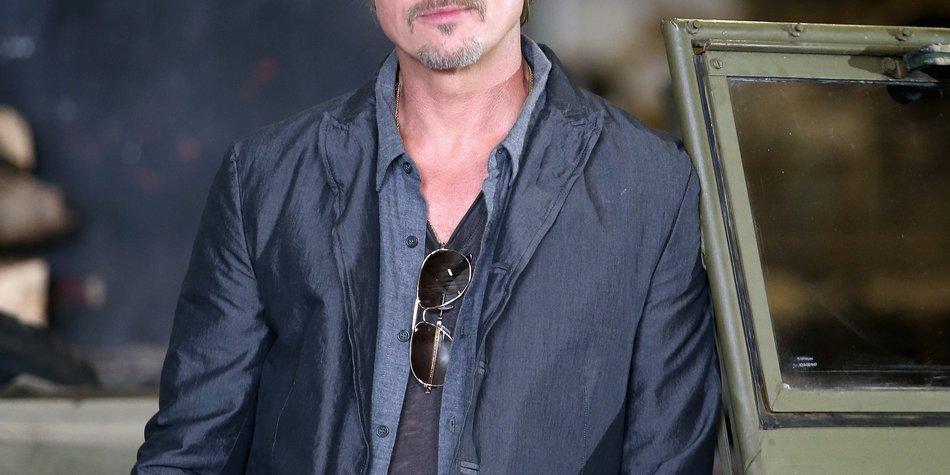 Brad Pitt: Keine Lust mehr auf die Schauspielerei?