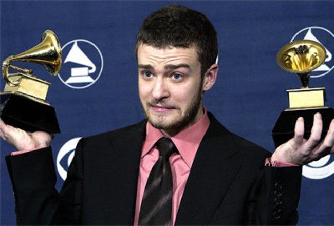 Justin Timberlake ist Grammy-Preisträger