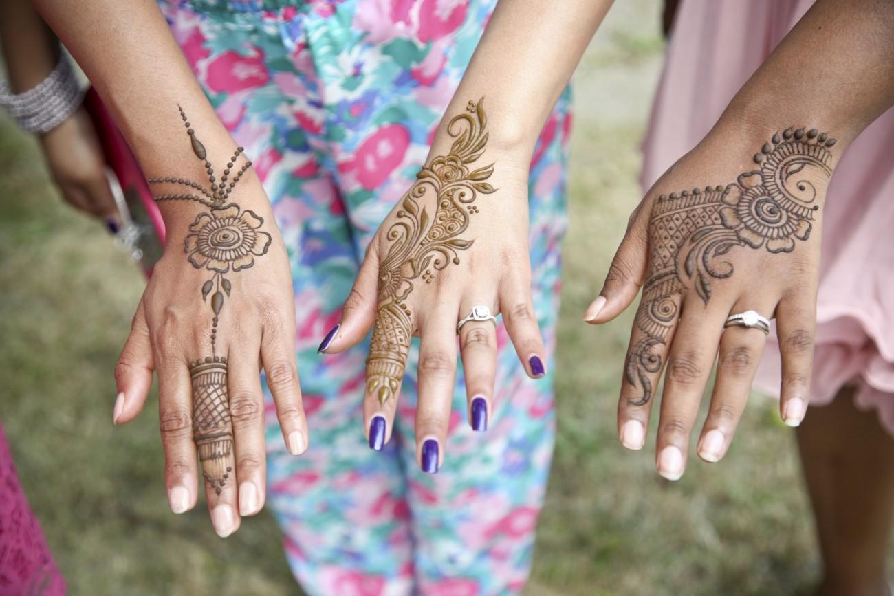 henna tattoo selber machen so gelingt 39 s. Black Bedroom Furniture Sets. Home Design Ideas