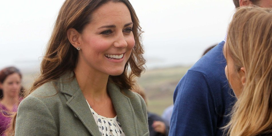 Kate Middleton sucht eine neue Nanny