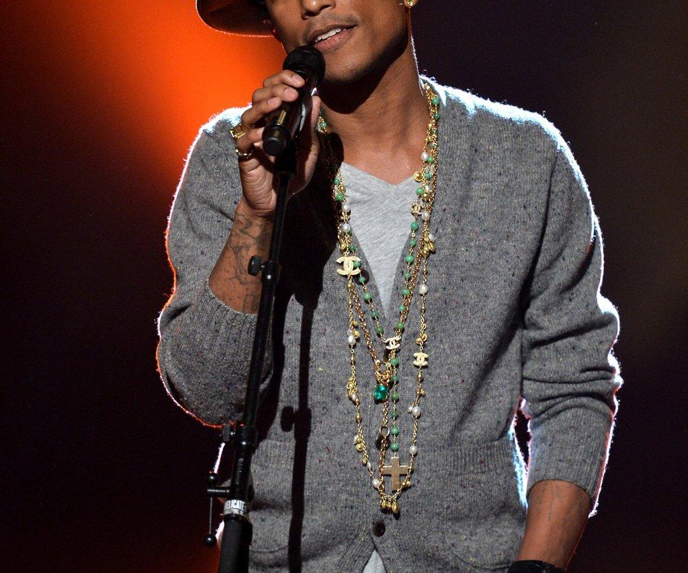 Pharrell Williams ist Hut-Person des Jahres