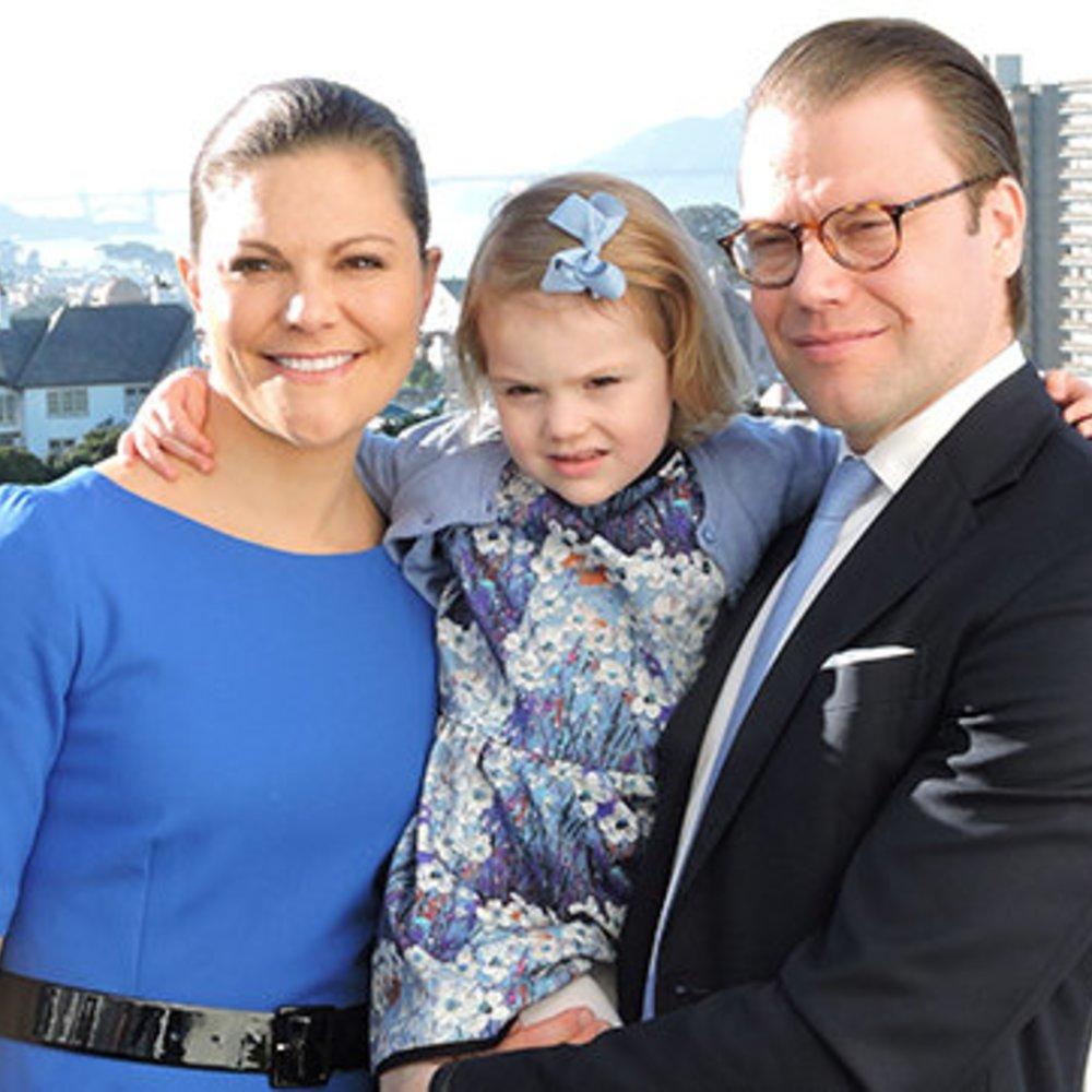 Estelle von Schweden begeistert die Amerikaner