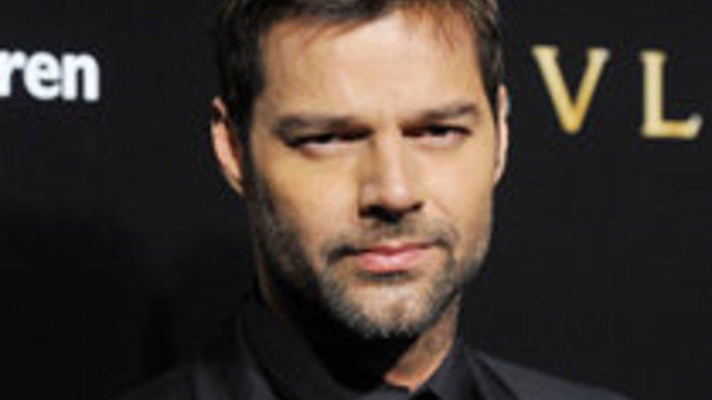 Ricky Martin hat es als Single nicht leicht