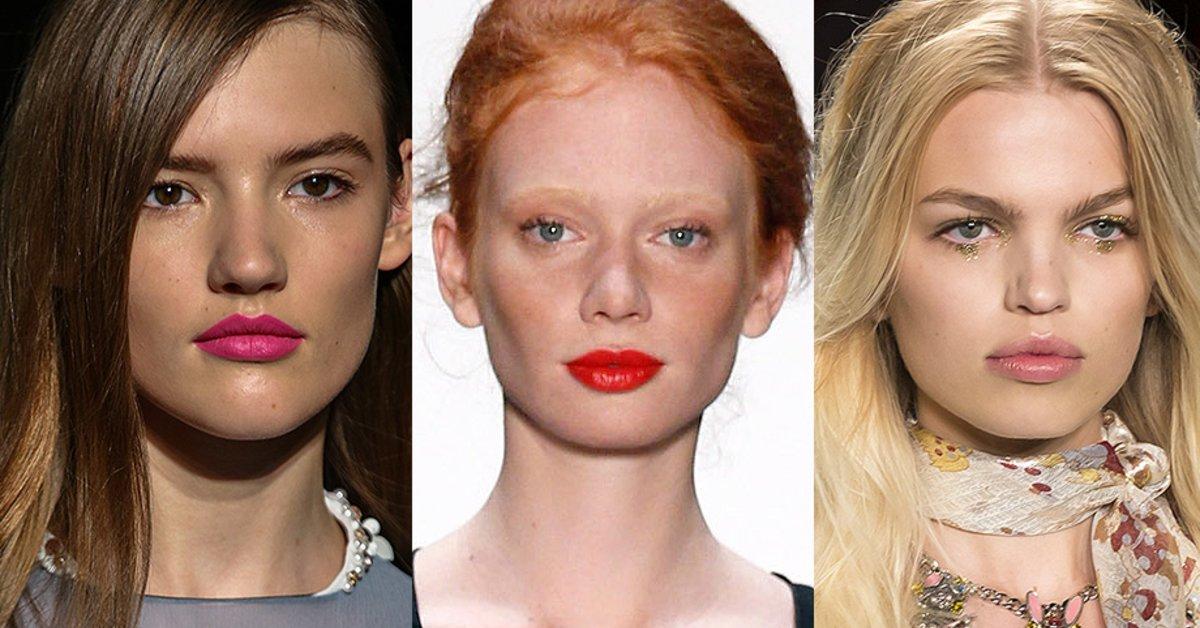 Welcher Lippenstift perfekt zu deiner Haarfarbe passt