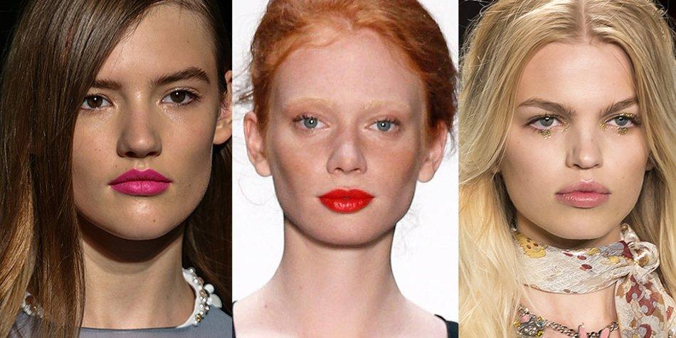 Sommerliche Trendfarben Dieser Lippenstift Passt Zu Ihrer Haarfarbe