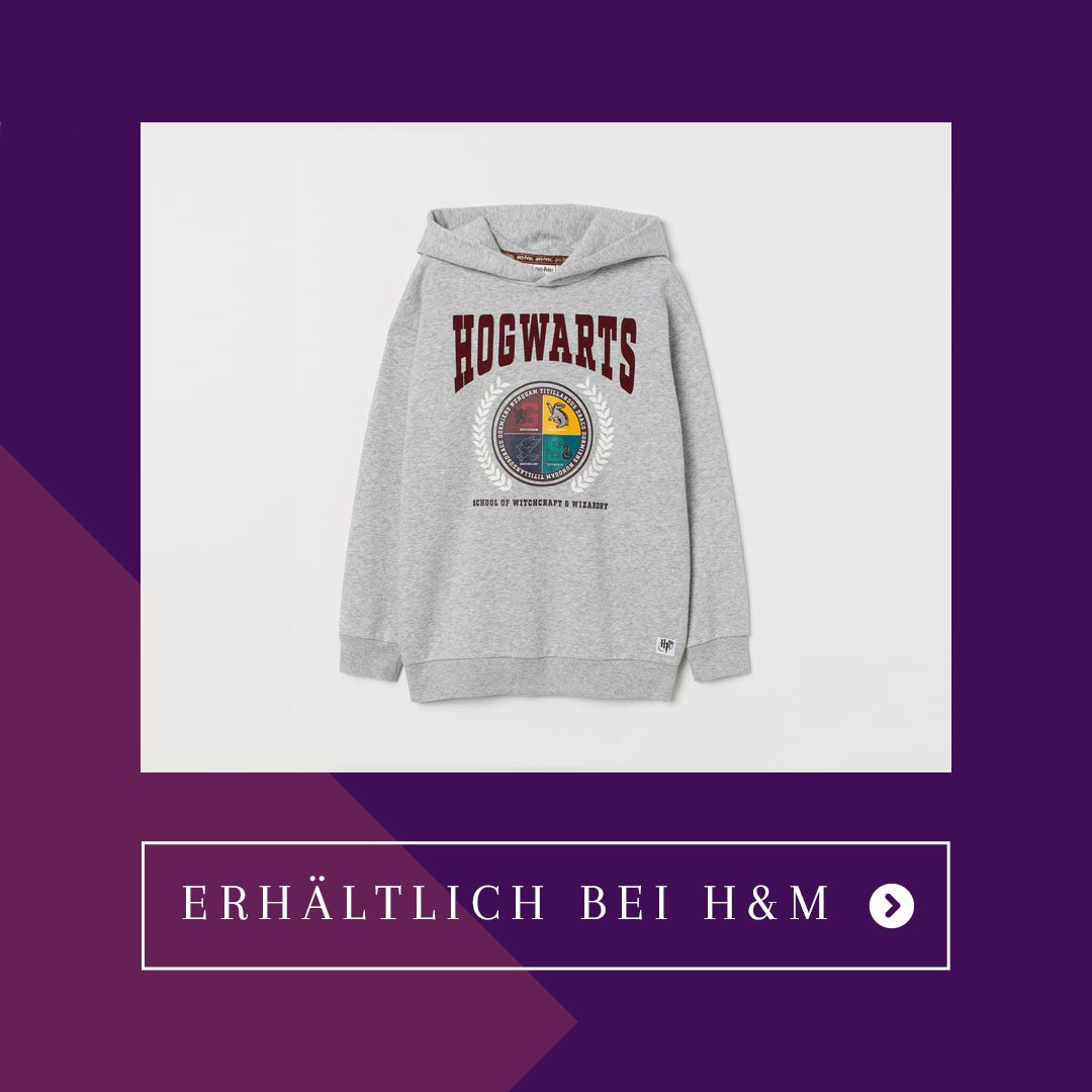 Harry Potter x H&M-Hoodie