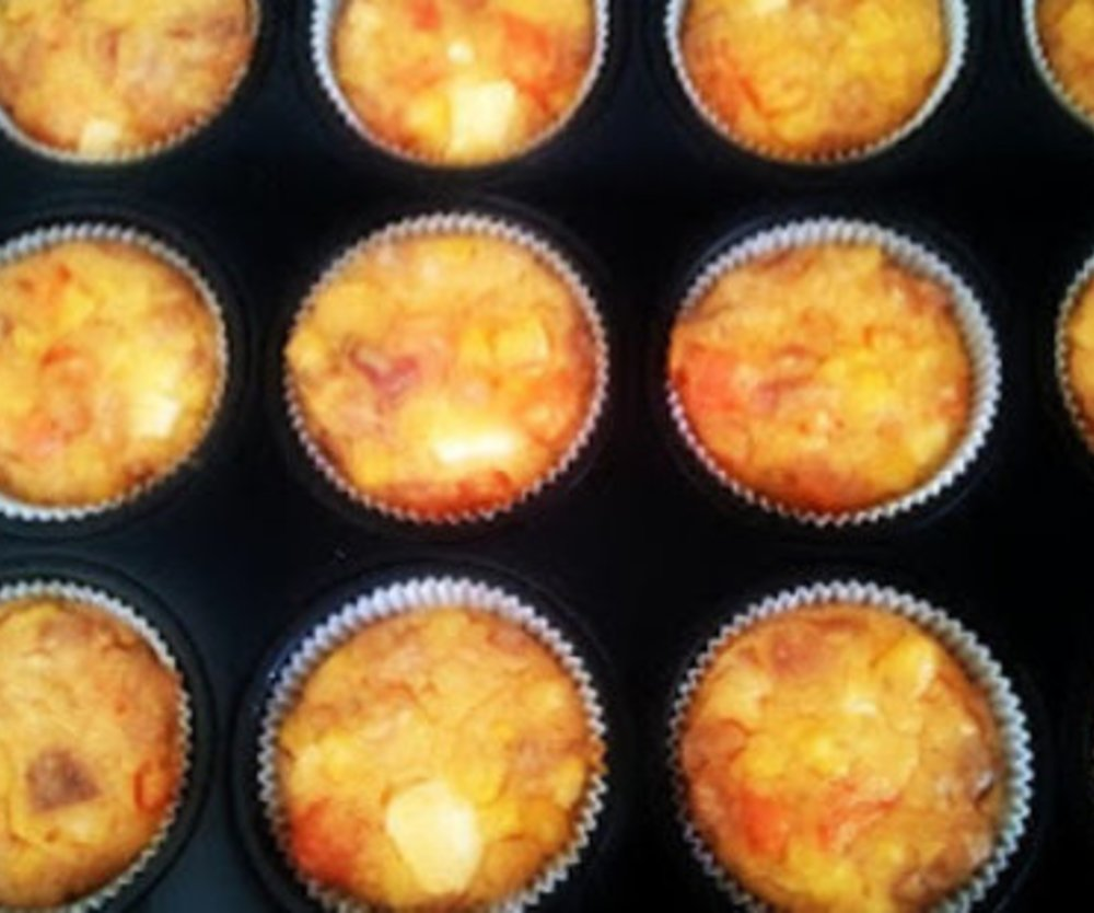 Baked Beans Muffins