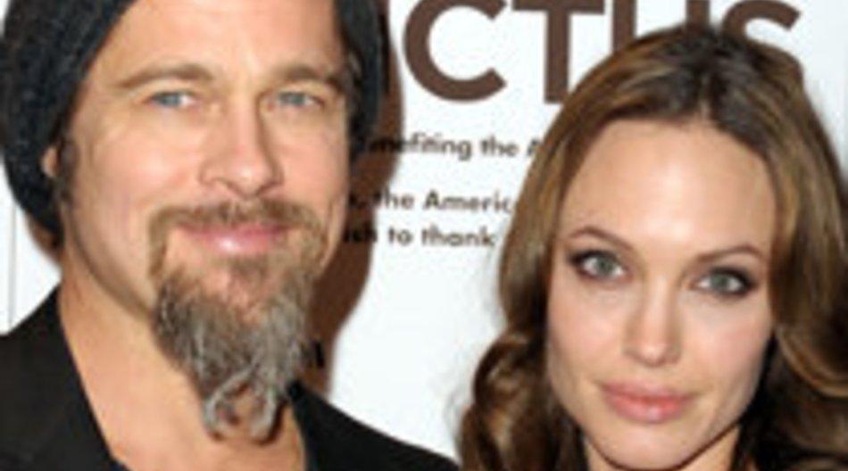 Angelina Jolie und Brad Pitt feiern Liebes-Jubiläum