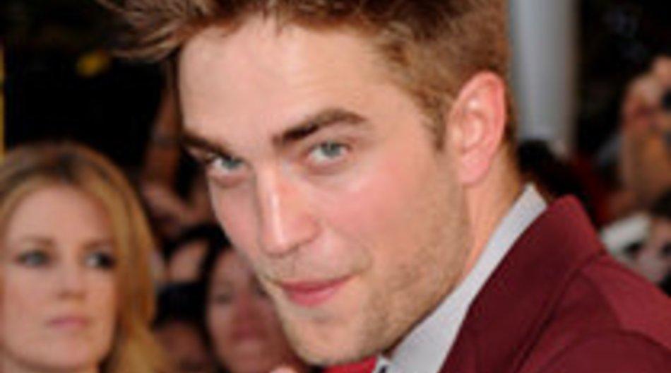Robert Pattinson hat eine romantische Seite