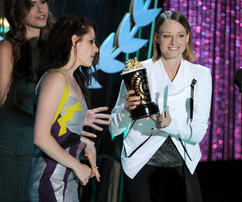 Kristen Stewart: Jodie Foster hält zu ihr