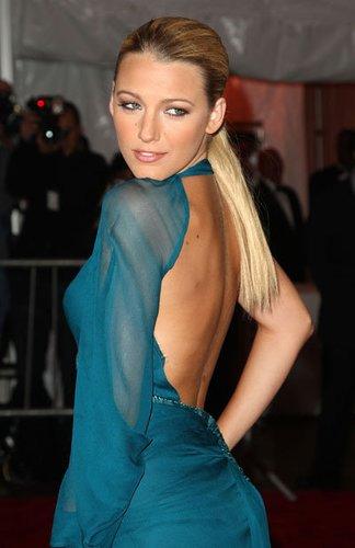 Blake Lively machte durch Gossip Girl Karriere