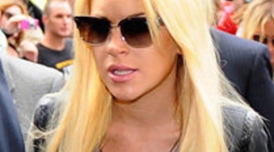 Lindsay Lohan: Therapiebeginn