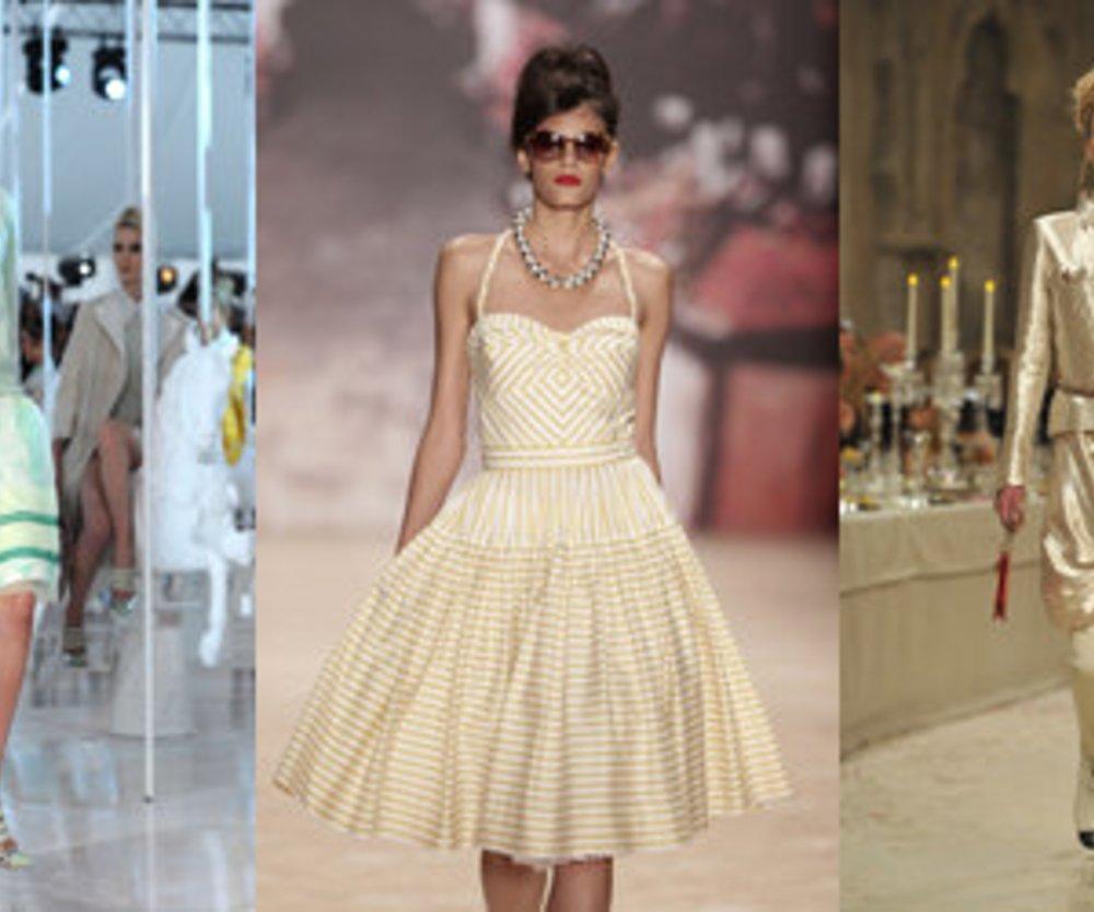 Modetrends 2012: Was erwartet uns?