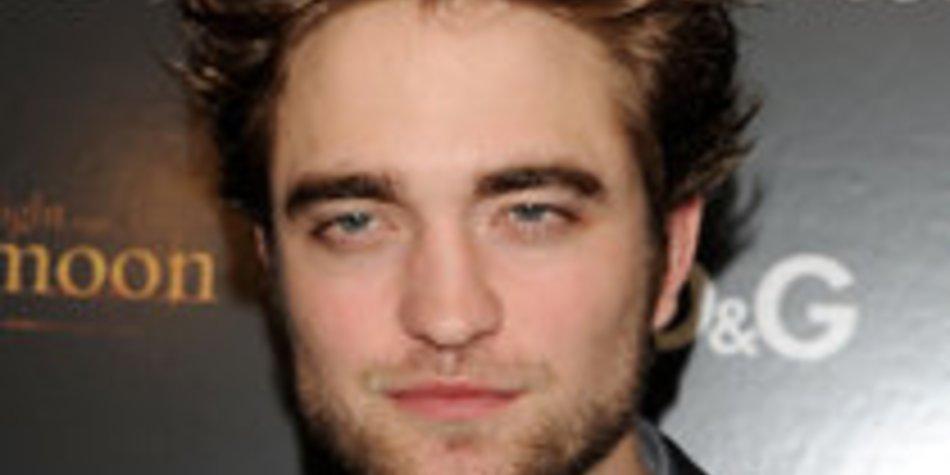 Robert Pattinson: Respect me!