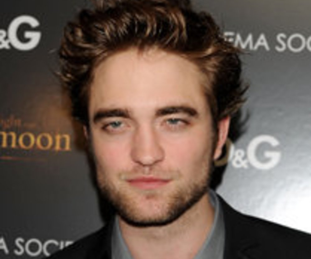 Robert Pattinson: Respect me!