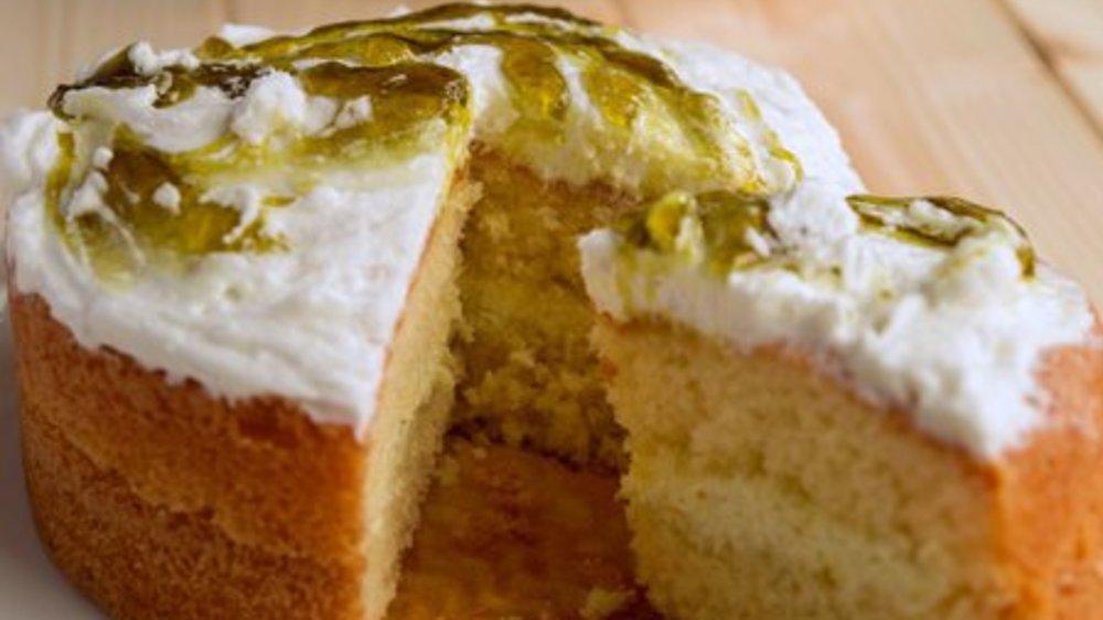 Caipirinha Torte