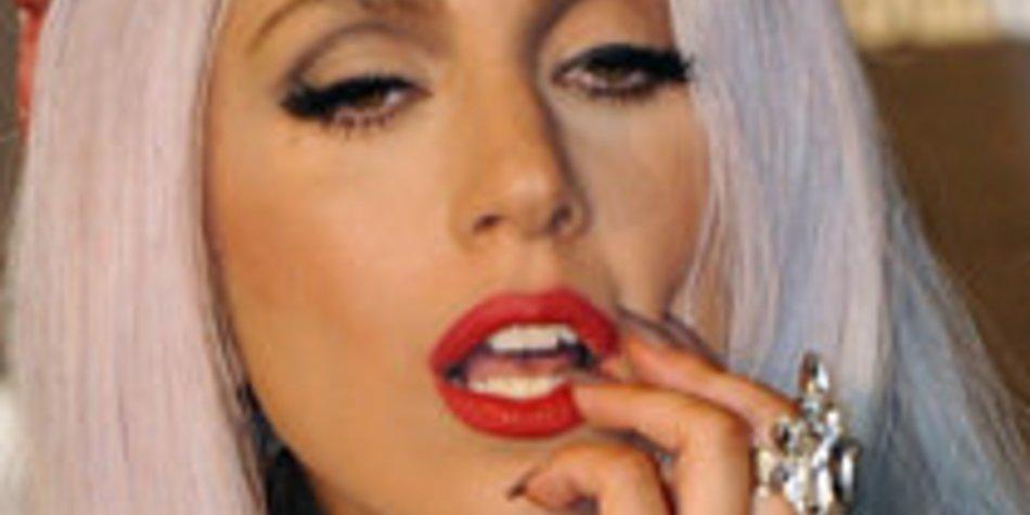 Lady Gaga: Fleischkleid für die Ewigkeit