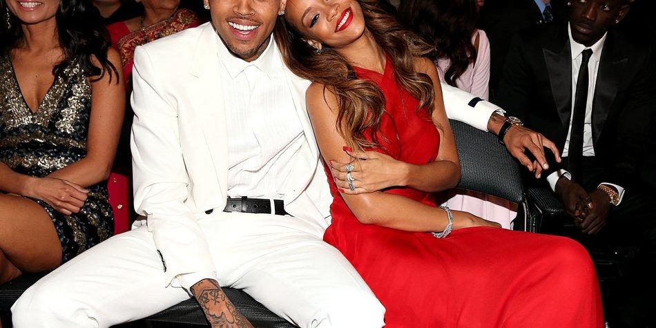 Rihanna und Chris Brown: Schon wieder alles aus?