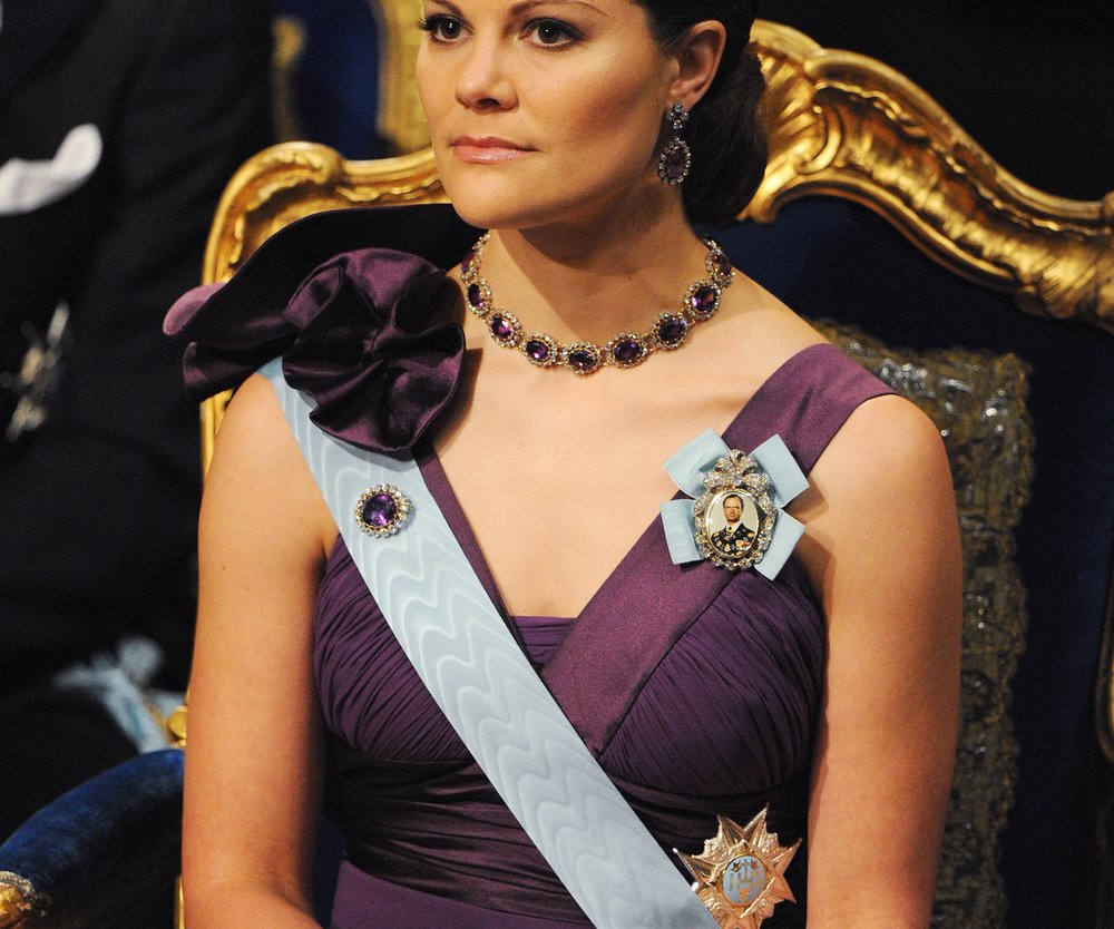 Victoria von Schweden gedenkt ihrer Großtante