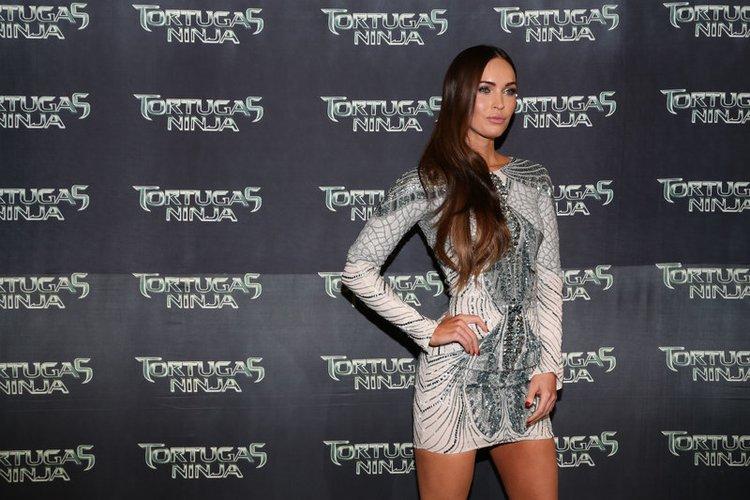 Megan Fox ist in Mexico City
