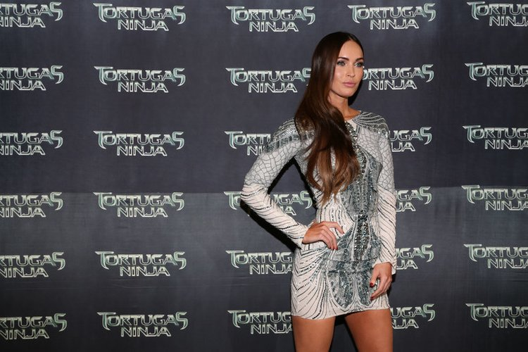Megan Fox ist in Mexico City