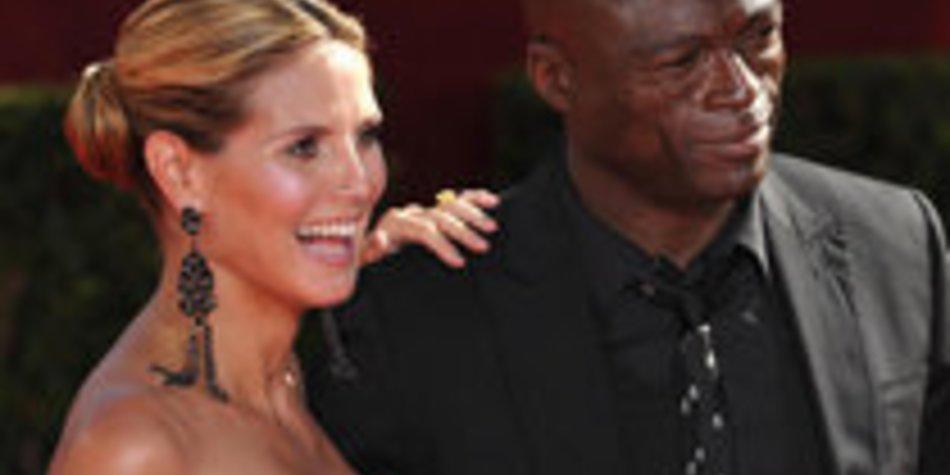 Heidi Klum und Seal: keine Kinder mehr