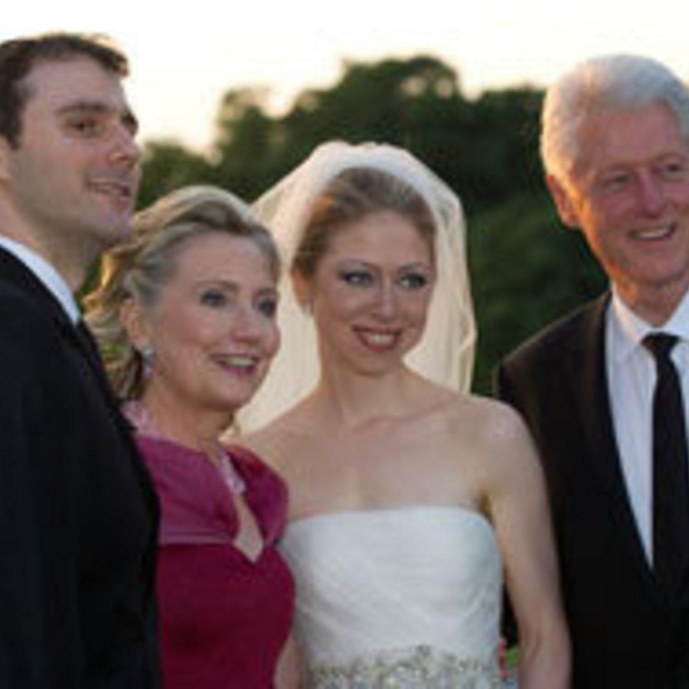 Chelsea Clinton: Probleme in der Ehe?