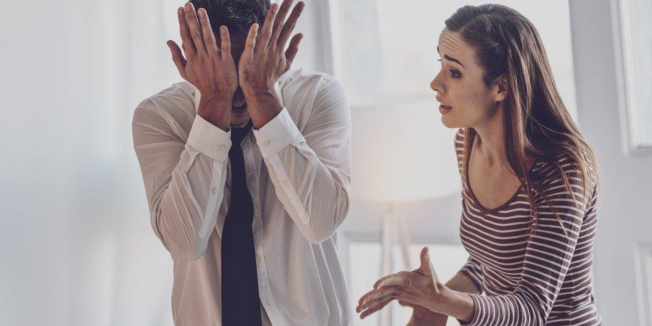 Partner beschweren