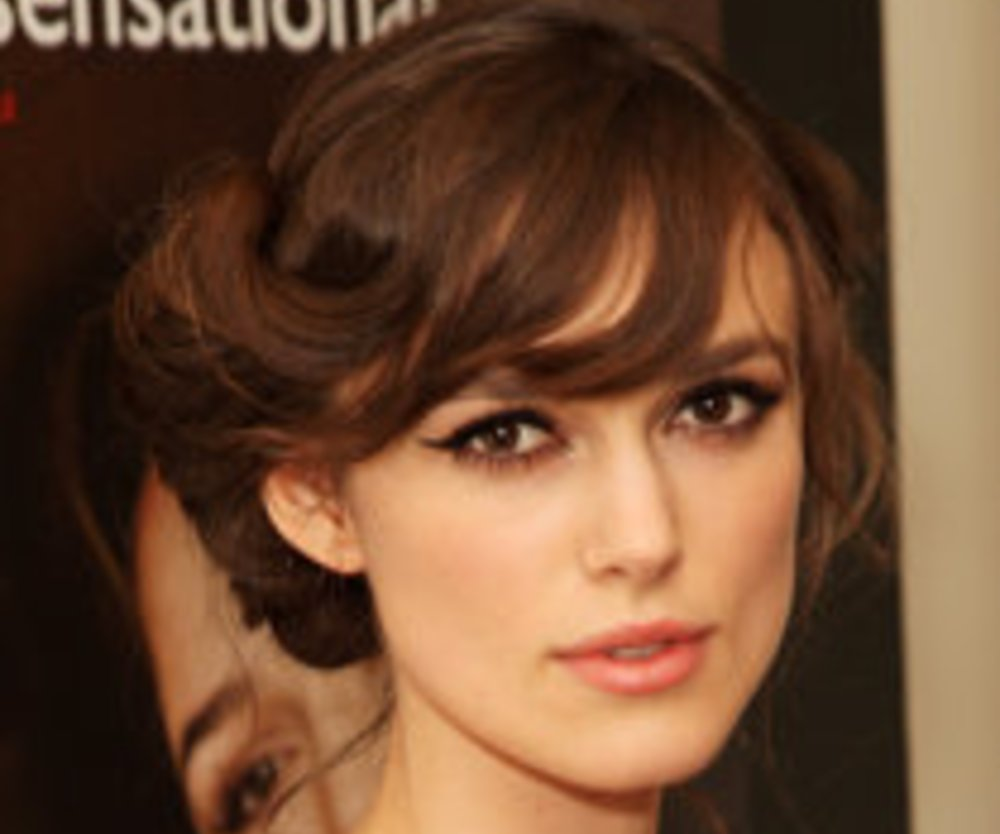 Keira Knightley: Künstler-Modell