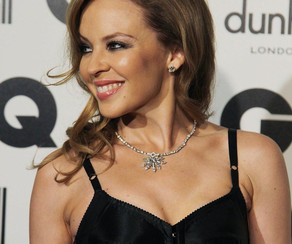 Kylie Minogue bald Jurorin?