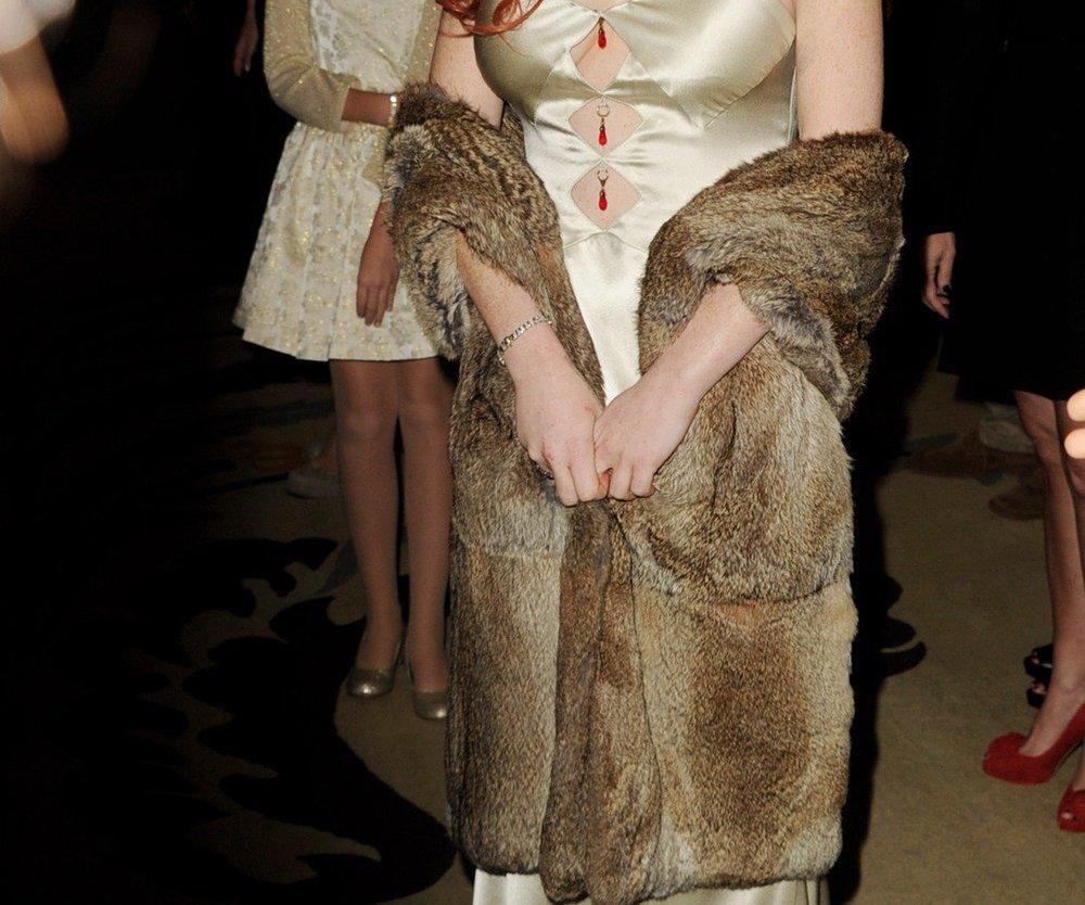 Lindsay Lohan: Hat sie Schmuck von Elizabeth Taylor geklaut?