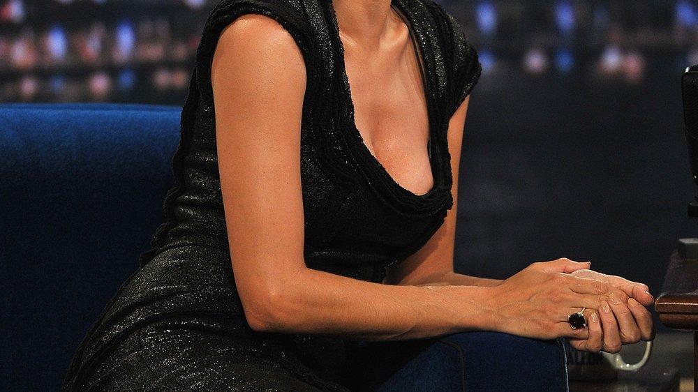 Eva Mendes genießt schlaflose Nächte