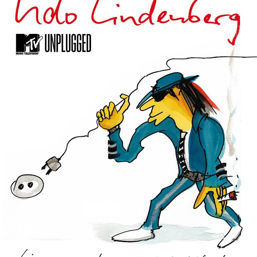 """Udo Lindenberg krönt seine Karriere mit """"MTV Uplugged"""""""